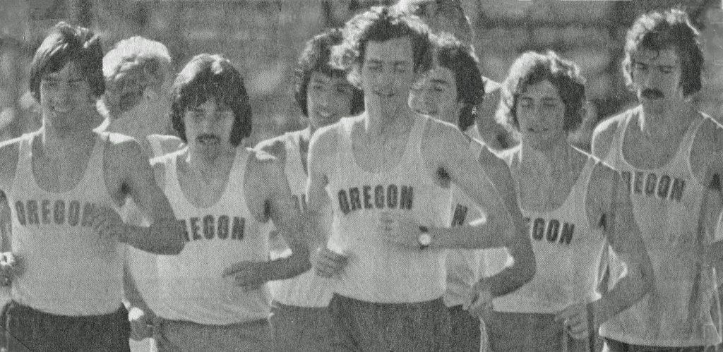 Men of Oregon